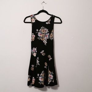 URBAN OUTFITTERS ECOTE Flower Dress