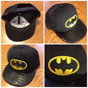 Other - Children's Batman Baseball Cap NWOT