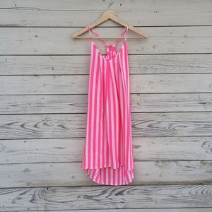 Amanda Uprichard Dresses & Skirts - NWT Silk Striped Dress