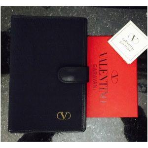 Valentino Garavani Handbags - Authentic Valentino Garavani Notepad Address Book