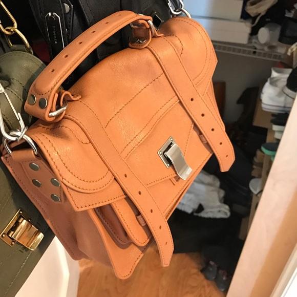 Proenza Schouler Bags - Proenza schouler ps1 tiny camel