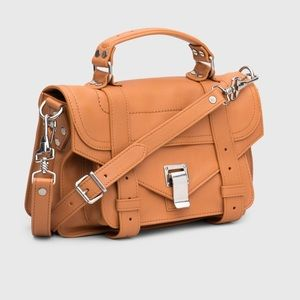 Proenza schouler ps1 tiny camel