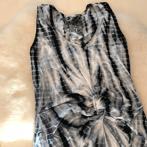 Young Fabulous & Broke Dresses & Skirts - Young Fabulous and Broke tank dress/tunic