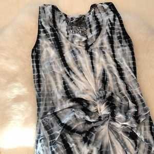 Young Fabulous and Broke tank dress/tunic