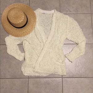 Somedays Lovin Sweaters - Somedays Lovin cream cardigan