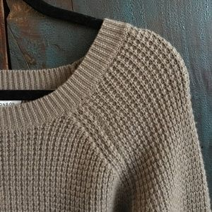 Charlotte Ronson Sweaters - Wool and cashmere sweater