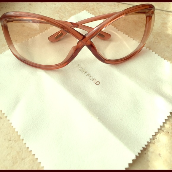 Tom Ford Accessories - Tom Ford Sunglasses Pink