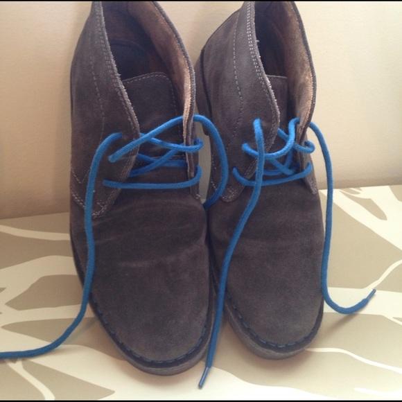 Eddie Bauer Chukka Boots Mens 1