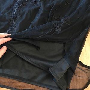 Vivienne Tam Dresses - Black lace Vivienne Tam dress