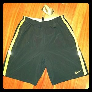 Mens M NIKE LIVE STRONG DRI FIT RUNNING SHORTS