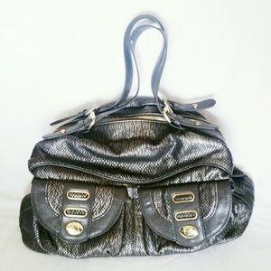 Olivia + Joy Handbags - Olivia + Joy Snake Print Handbag