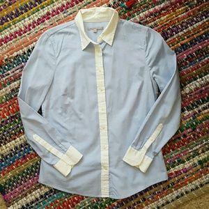 J. Crew Tops - Oxford Chambray Shirt