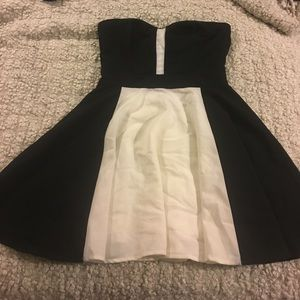 Sugarlips Dresses & Skirts - Sugarlips Strapless A Line Mini Dress