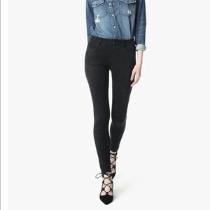 Joe's jeans HIGH RISE SKINNY ANKLE // SUEDE COLORS