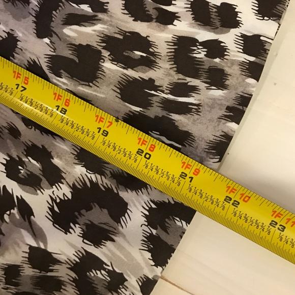 Banana Republic Skirts - Animal print skirt from Banana Republic