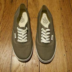 Vans Shoes - Vans authentic low pros
