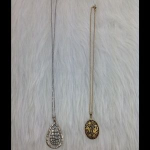 Jewelry - Bundle of Two Necklaces