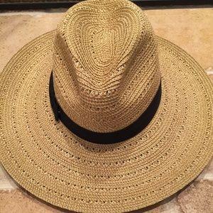 San Diego Hat Company Accessories - San Diego Hat company straw brim hat