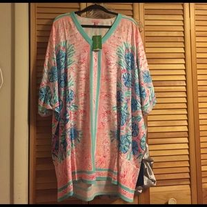 NWT Lilly Pulitzer Sole Searchin Dress