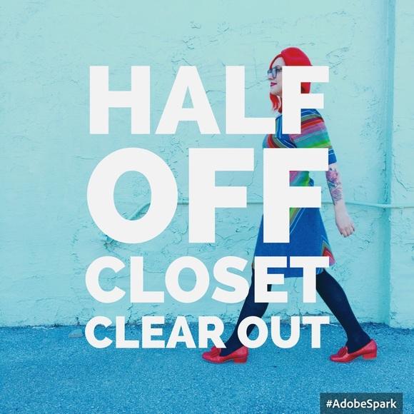 Dresses & Skirts - HALF OFF SALE