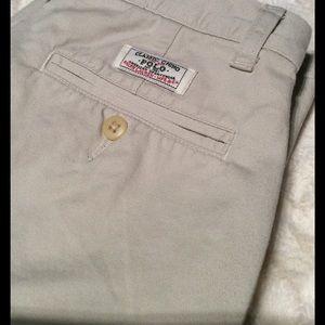 🐻🐻🐻Boys Khaki Pants, flat front, Polo
