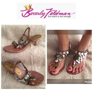 Beverly Feldman Shoes - ***BEVERLY FELDMAN*** Sandals Size 7! *ADORABLE*!
