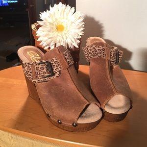 Sbicca Shoes - 💛 Sbicca Spencer Wedge Sandal 💛