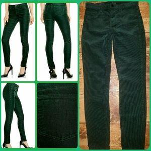 🌈HP🦄 J Brand 811 Skinny Leg CORDUROY pants Jeans