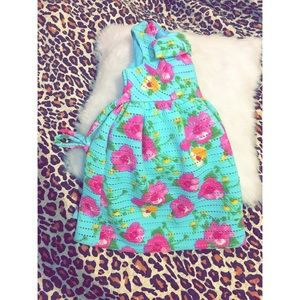 Other - Floral Bow Dress