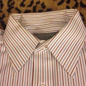 Robert Talbott Other - Robert Talbott White Stripe Shirt 15.5 32/33