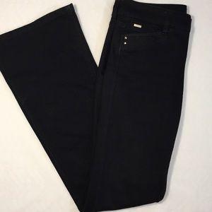 White House Black Market Denim - White House Black Market Black Jeans Size 2 R