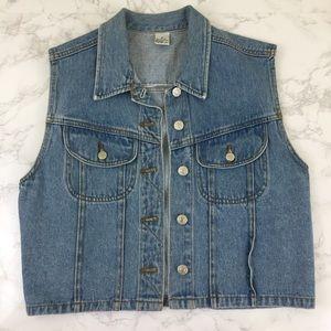 Jackets & Blazers - 🌴 Denim Vest 🌴