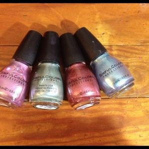 Sinful Other - Nail polishes