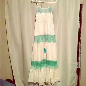 Flying Tomato Maxi Dress