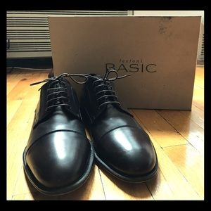 a. testoni Other - A.testoni Basic cap-toe oxfords