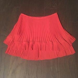 Banana Republic mini skirt.
