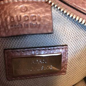 1342adb2646 Gucci Bags -  Exclusive Gucci Japan exclusive metallic pink bag