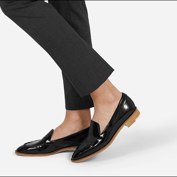 9a93aac4bef Everlane Shoes - Everlane  The Modern Loafer  patent