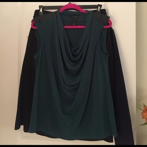 Ann Taylor Tops - Green blouse