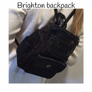 Brighton Handbags - ❤️ Authentic Brighton Backpack! Previously Loved!