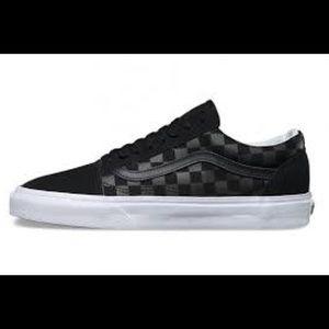 Vans Shoes - 🎉Host Pick🎉 Vans Checkerboard Suede Old Skool