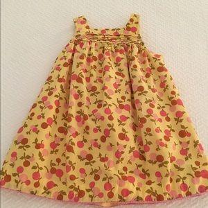 Pink Chicken Other - Pink Chicken yellow print dress
