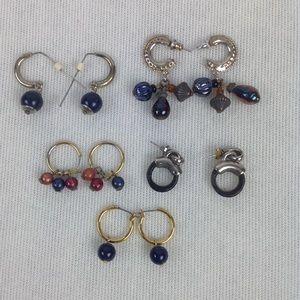 Jewelry - Bundle of Five Earrings