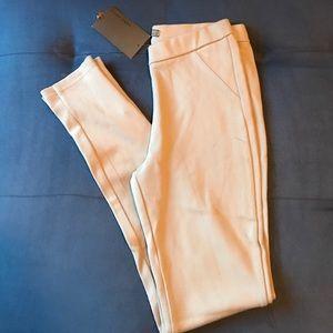 Zara Leggings Ankle zipper