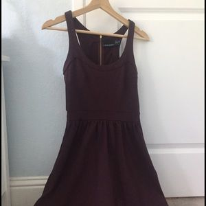 Purple Cynthia Rowley dress
