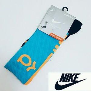 Nike Other - Nike KD cushion basketball socks