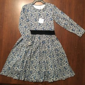 Baby CZ Other - New baby CZ blue floral dress