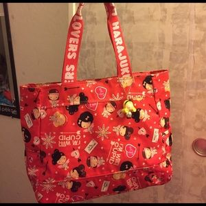Harajuku Lovers Handbags - Big Original Harajuku Lovers Tote Bag❤