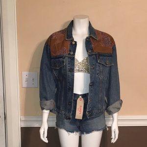 ET VOUS Jackets & Blazers - Vintage denim jacket
