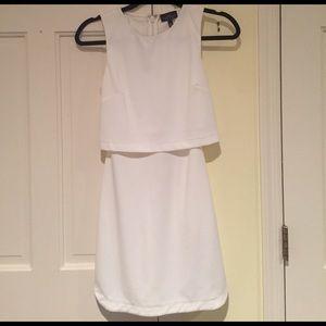Topshop white dress!